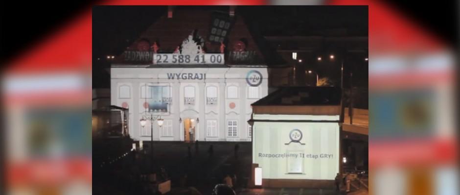 Gra Noc na Zamku stworzona w celu promocji firmy PZU i jej zmiany wizerunku. W trakcie Nocy Muzeów, gra była wyświetlana na jednym z budynków Zamku Królewskiego w Warszawa. Gracze, używając swoich telefonów komórkowych, mogli jednocześnie grać w grę, w której głównym zadaniem było zbieranie elementów, które znajdowały się na[...]